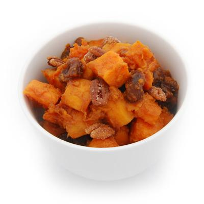 Cider Glazed Sweet Potatoes